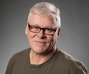 Frans Andersson, projektledare Enköping