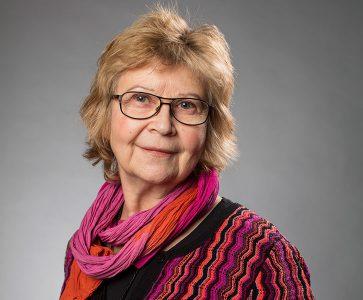 Marianne Utterström, projektledare Luleå