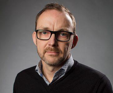 Jan-Erik Johansson, projektledare Örebro