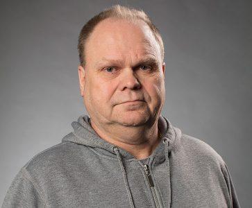 Lennart Lindberg, projektledare Skellefteå