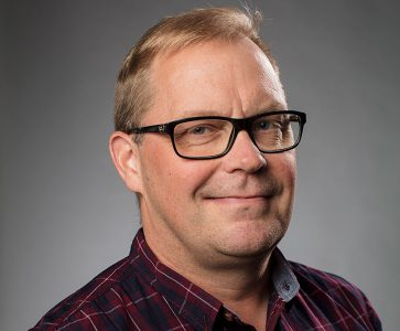 Seppo Kelloniemi, projektledare Stockholm