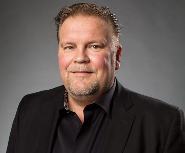 Jan Frånlund, projektledare Sundsvall