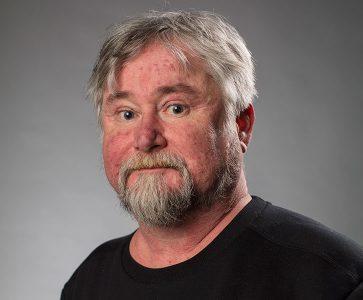 Bengt Appelblad, projektledare Umeå