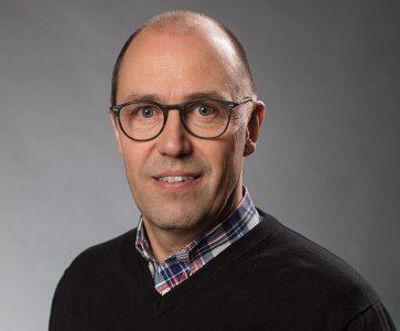 Mats Hellgren, projektledare Umeå