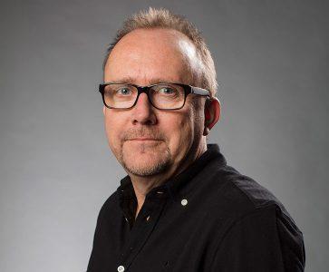 Mats Lindell, projektledare Uppsala