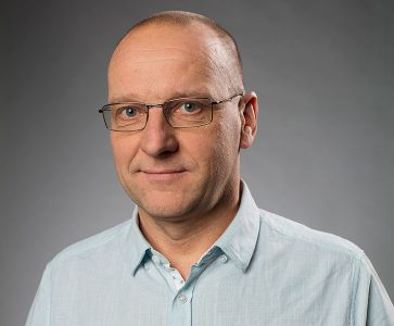 Peter Spännare, projektledare Uppsala