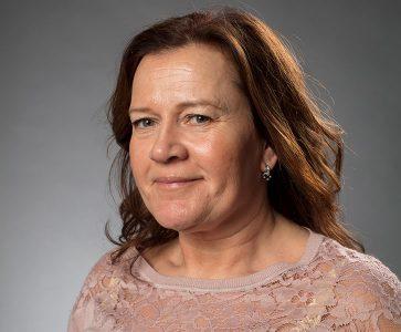 Susanne Bäckström, projektledare Uppsala