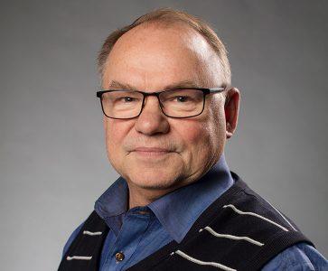 Bernth Ramsten, projektledare Västerås Plåt