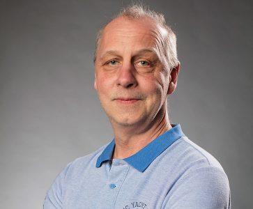 Anders Larsson, projektledare Alingsås