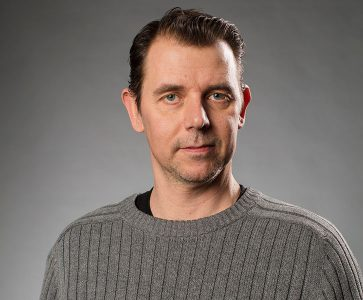 Conny Larsson, platschef Borås