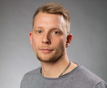 Dick Svallbring, projektledare Eskilstuna