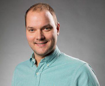 Sebastian Jakobsson, projektledare Göteborg