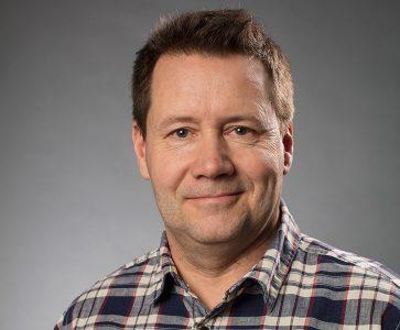 Tony Lindblom, projektledare Göteborg