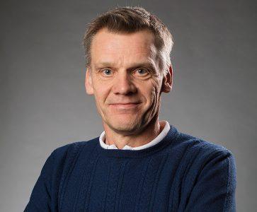 Kenneth Johansson, projektledare Halmstad