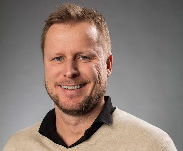 Johan Persson, projektledare Helsingborg