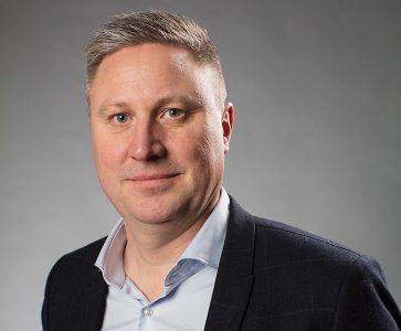 Johan Trygg, Regionchef och platschef Örebro