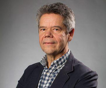 Peter Fredriksson, Regionchef