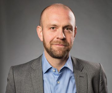 Fredrik Laurin, Affärsutveckling