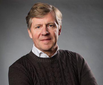 Göran Burenstam Linder, VD