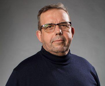 Owe Carlsson, platschef Kalmar