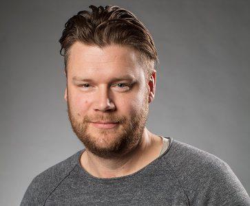 Erik Jonsén, projektledare Kalmar