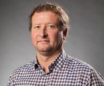 Morgan Jansson, projektledare Karlskrona