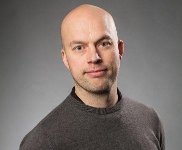 Tobias Halén, projektledare Katrineholm