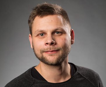 Christoffer Olsson, platschef Kristianstad