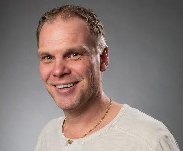 Fredrik Landström, projektledare Kristianstad