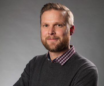Tommy Eliasson, projektledare Kungsbacka