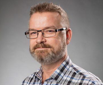 Joel Persson, platschef Linköping
