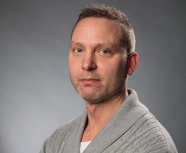 Roberth Öhman, projektledare Linköping