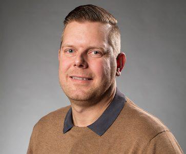Niklas Wendel, projektledare Lund