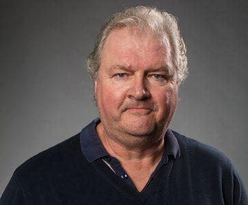 Tony Eriksson, projektledare Märsta-Uppsala