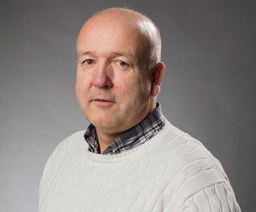 Frank Blad, platschef Motala