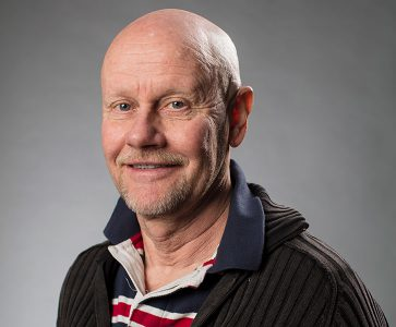 Christer Johansson, projektledare Norrköping