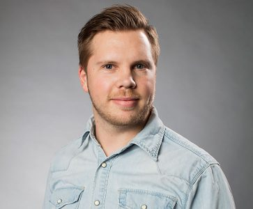 Kristian Kalén, projektledare Norrköping