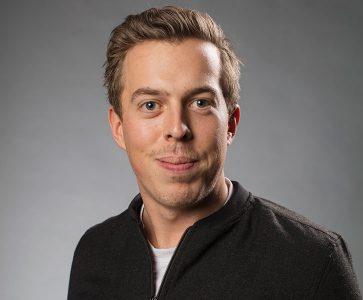 Robert Nilsson, projektledare Norrtälje