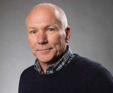 Ronny Nilsson, platschef Oskarshamn