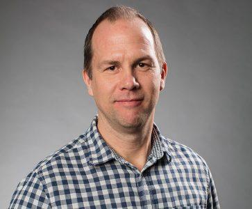 Robert Gredin, projektledare Södertälje