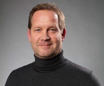 Anders Prakt, projektledare Varberg