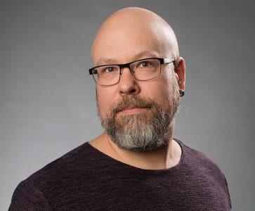 Jonas Nyman, projektledare Varberg