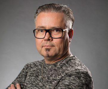 Roger Theander, projektledare Växjö