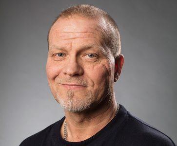 Lars Eriksson, projektledare Visby